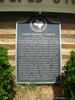 First Baptist Church of Calvert Historical Marker