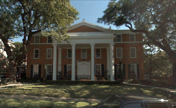 Kappa Kappa Gamma House at University of Texas