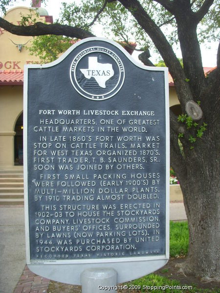 Fort Worth Livestock Exchange
