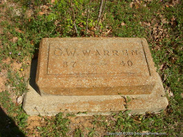 G.W. Warren in Southlake Texas