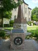 Somervell County Historical Marker Plinth