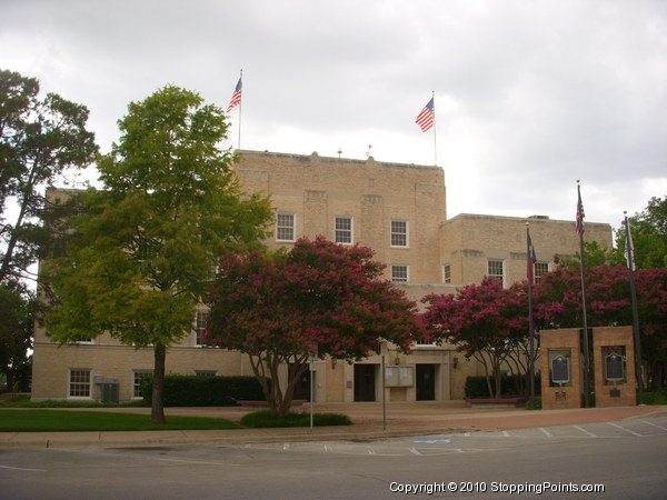 City of Temple Municipal Building