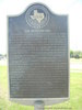 Hedgcoxe War Historical Marker