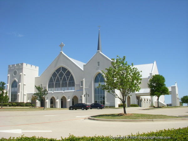White's Chapel Church in Southlake