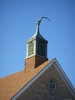Rowlett Creek Baptist Church - odd steeple