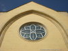Rose Window, First Baptist Church Brenham