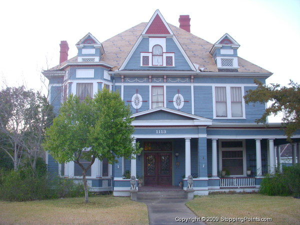 Sangster Victorian House