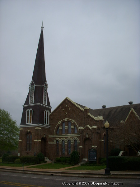 First Presbyterian Church Palestine