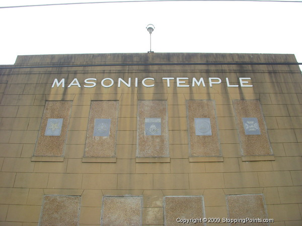 Palestine Masonic Temple