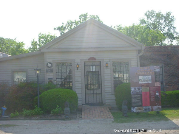 Bastrop County Historical Society Museum and Visitor Center