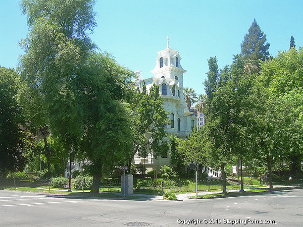 Governor's Mansion in Sacramento