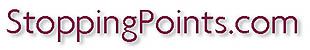 StoppingPoints.com Historical Markers, Sightseeing & Points of Interest