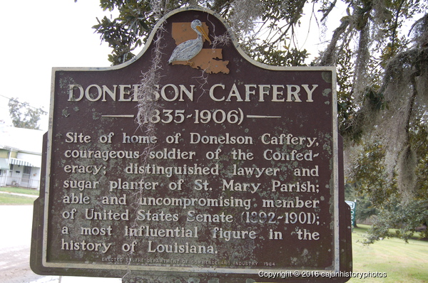 Donelson Caffery