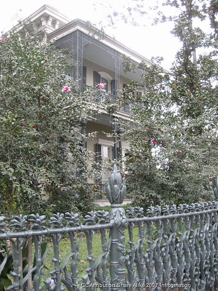 Home in the Garden District