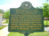 Birthplace of Elvis Presley Historical Marker