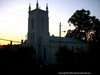 Christ Episcopal Church at Sunset