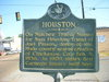 Houston Mississippi Historical Marker