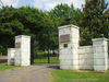 Odd Fellows Cemetery Gates