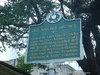 Old Natchez District Historical Marker