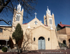 San Felipe de Neri Church in Albuquerque Old Town