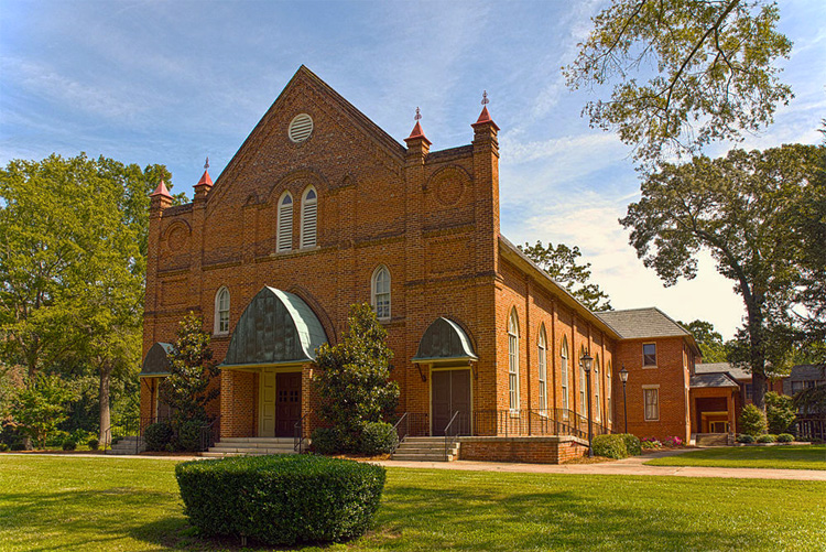 Steele Creek Church