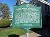 St. Mary's Episcopal Cathedral Chapel Historical Marker