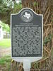 First Baptist Church of Goliad Site Historical Marker