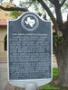 Fort Worth Livestock Exchange Historical Marker