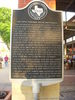 Fort Worth Stockyards Hog and Sheep Markets Historical Marker