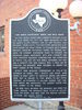 Fort Worth Stockyards Horse and Mule Barns Historical Marker