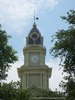 Clock Tower of Goliad Courthouse