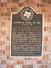 Groesbeck Masonic Lodge Historical Marker