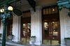 Entrance at the Menger