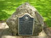 Santa Anna's Surrender Ratified Historical Marker