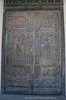 Scottish Rite - Bas Relief Bronze Doors