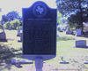 Bourland Cemetery Historical Marker