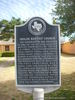 Shiloh Baptist Church Historical Marker