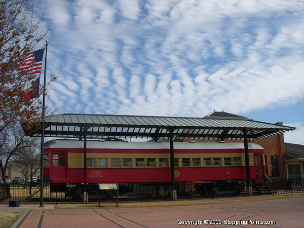 Dallas Special - Texas Electric Railway Car
