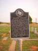 Calloway Cemetery Historical Marker