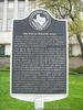 The Dallas Morning News Historical Marker
