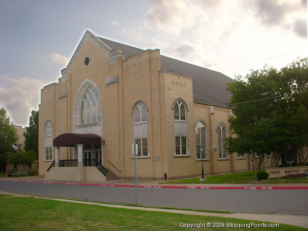 First Baptist Church of Irving