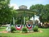 Gazebo at Dallas Heritage Village