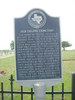 Old Celina Cemetery Historical Marker