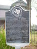 Alexander W. Gregg historical markers