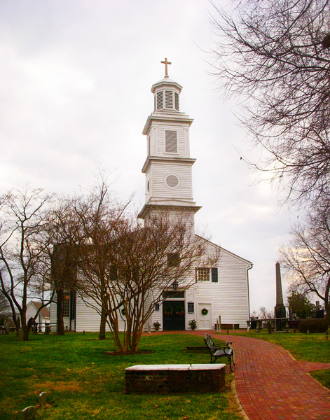 St. John's Episcopal Church, Richmond